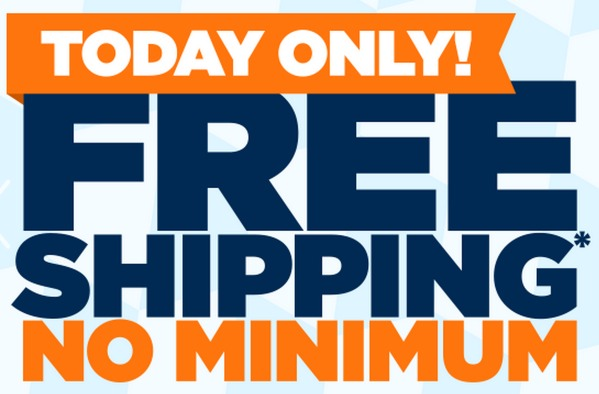 *HOT* Walmart.com: FREE Shipping (NO Minimum) Today Only = GREAT DEALS!