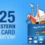*HOT* FREE $25 Best Wester Gift Card/Travel Card!