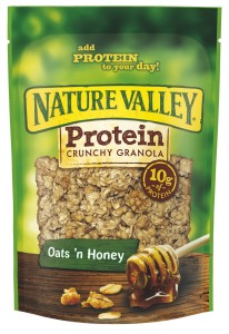 Protein-Granola-Oats-n-Honey