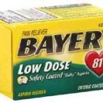 $3.00 Moneymaker on Bayer Aspirin at Walmart