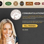Instantly Win a Keurig or a Green Mountain K-Cup Sampler Box