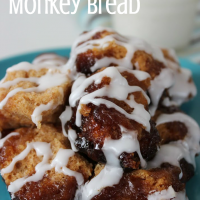 crockpot Monkey Bread