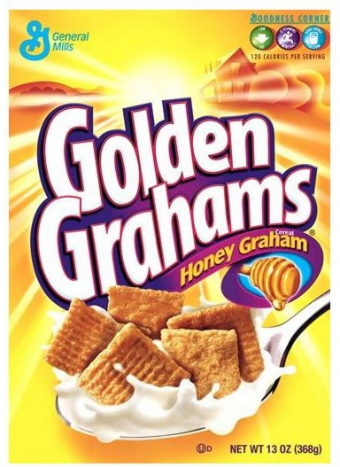 hot  golden grahams cereal only  0 99