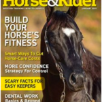 FREE 1 Year Subscription to Horse & Rider Magazine!
