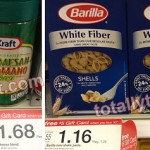 Target: Kraft & Barilla Products Only $0.94