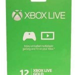 Amazon: Xbox Live Gold Membership (12 Months) Only $39.99 (Reg. $59.99)
