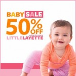 Carters: 50% off Little Layette Collection & FREE Shipping = Baby Bodysuits Only $2.21 Shipped