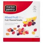 Target: Market Pantry Fruit Snacks Only $1.29