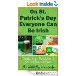 Amazon: FREE On St. Patrick's Day Everyone Can Be Irish eBook