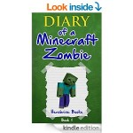 Amazon: Diary of a Minecraft Zombie: Book 1 Only $0.99