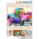 Amazon: FREE 17 Flower Craft Ideas eBook