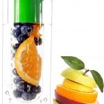 Amazon: Infuser Water Bottle 28 ounce + Recipe eBook Only $16.95 (Reg. $39.99)
