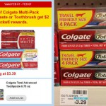 CVS: Colgate Travel Multipack Only $0.33 Per Tube (Thru 2/7)