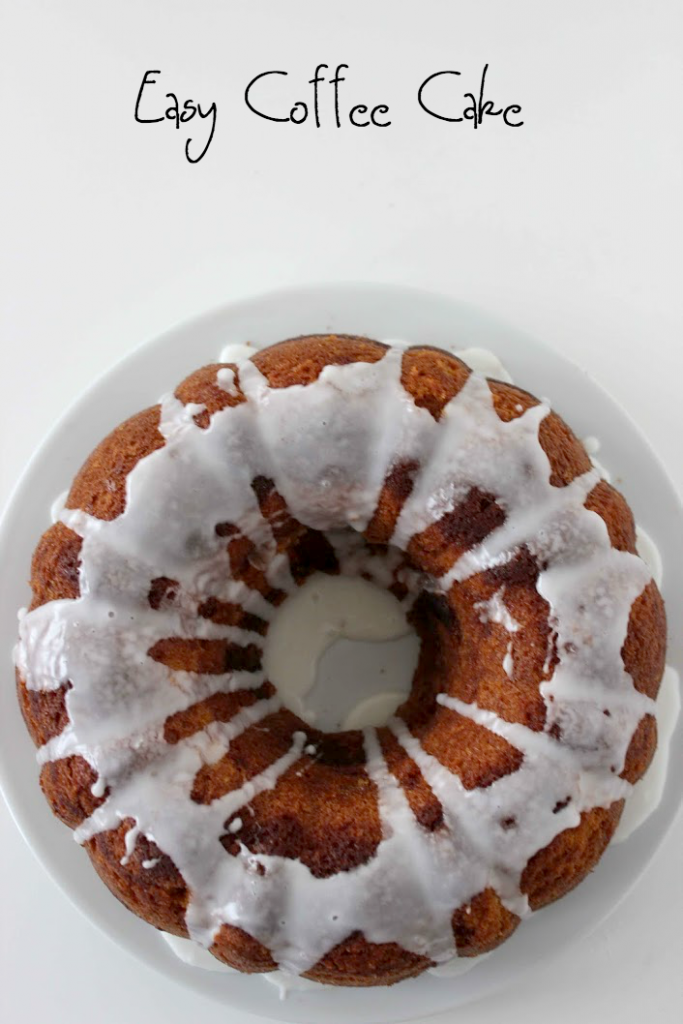 Easy Coffee Cake 2