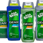 Irish Spring, Gear Body Wash or Bar soap Only $0.50!