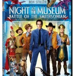 Amazon: Night at the Museum Battle of the Smithsonian DVD ONLY $4 (Reg. $14.98)!