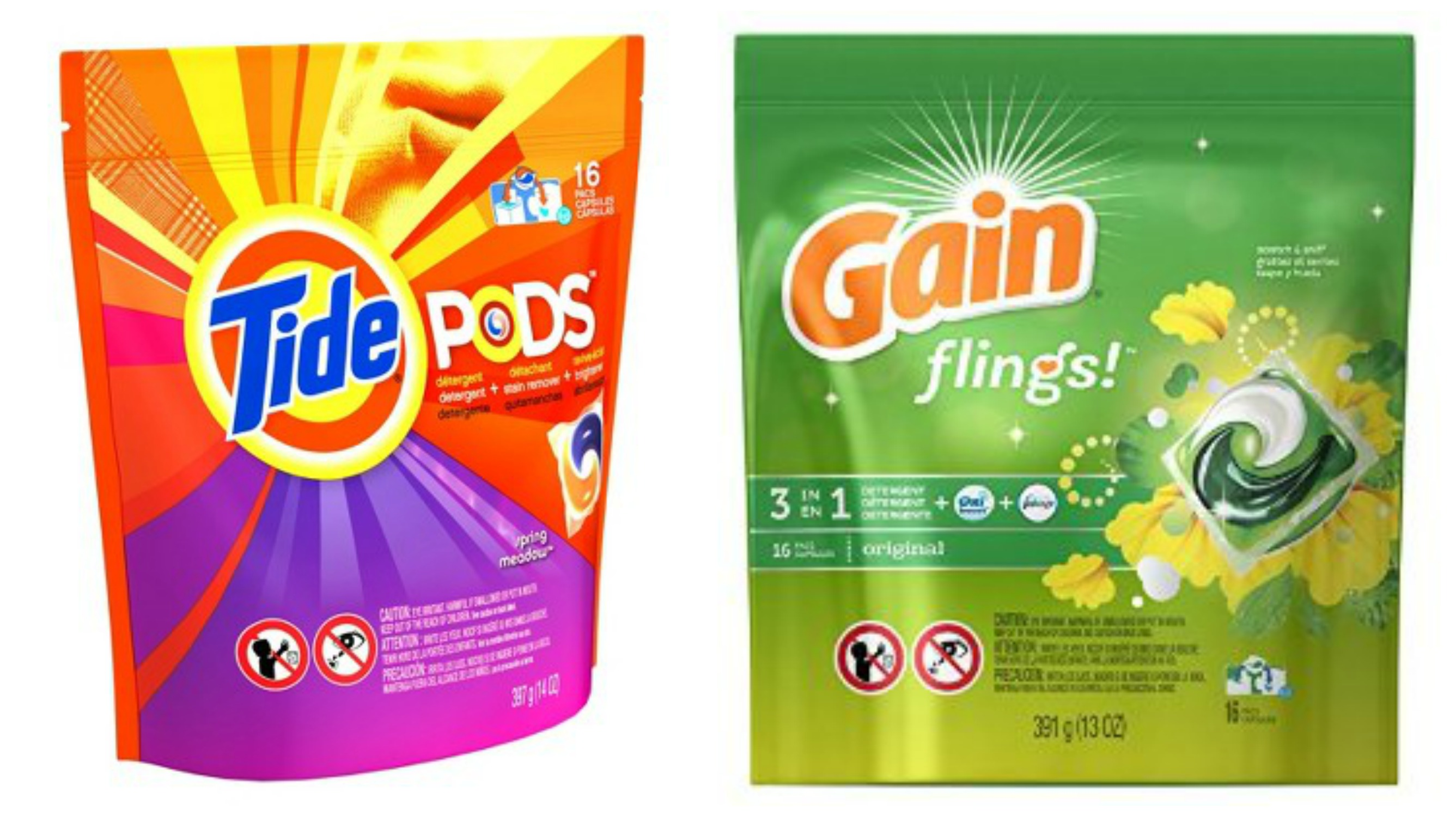 Image result for tide and gain pods