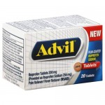 FREE Advil Film-Coated 20-Count Tablets Product ($5 Value)!