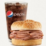 Arby's: FREE Roast Beef Classic with purchase of a Drink + More!
