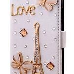 Amazon: iPhone 6 Plus Luxury 3D Crystal Rhinestone Wallet Leather Purse Flip Case ONLY $9.99!