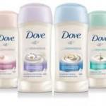 FREE Dove Deodorant at Rite Aid this Week (Thru 2/28)
