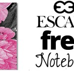 """FREE Limited Edition """"ESCADA meets Thilo Westermann"""" Notebook!"""