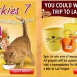 *HOT* FREE Purina Friskies 7 Cat Food Sample + 6,108 Instant Prizes Like Cat Toys, iPhone cases, Tote Bags, Product coupons, Coffee Mugs