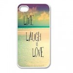 Amazon: Live, Love, Laugh iPhone 5 Case Only $1.82 Shipped (Reg. $9.99)!!
