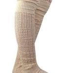 Amazon: Crochet Lace Trim Knit Leg Warmer Boot Socks Only $7.75 + FREE shipping!