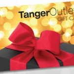 Tanger Outlets: $20 Gift Card ONLY $10!