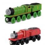 Amazon: Thomas Wooden Railways ONLY $10 each (Reg. $21.99)!