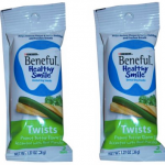 *HOT* 4 FREE Beneful Healthy Smile Dog Treats + $2 in Overage for Other Items