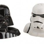 Amazon: Star Wars Darth Vader and Stormtrooper Salt and Pepper Shakers Only $16.22 (Reg. $35.99)