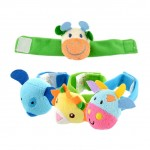 Amazon: 1 Pc Cartoon Animal Baby Watch Band Rattle Toy Only $3.99 Shipped (Reg. $19.99)