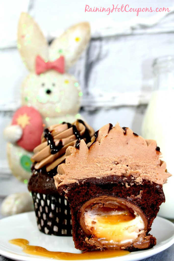 Cadbury Cupcakes