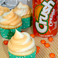 Crush Soda Cupcakes