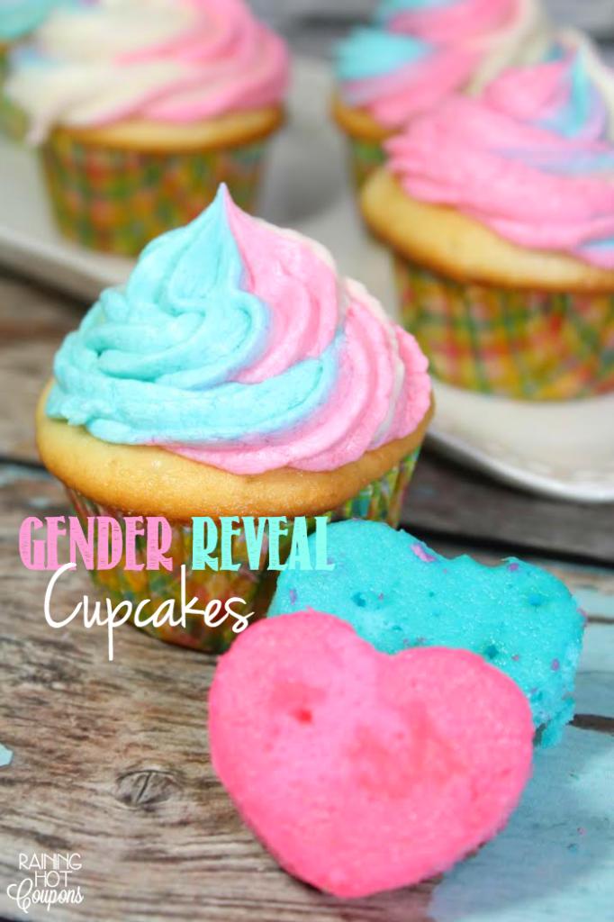 Gender Reveal Cupcakes2