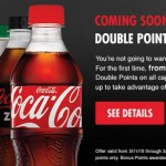 My Coke Rewards: Get Double Points on ALL Cap Codes!