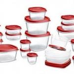 Rubbermaid 42-Piece Easy Find Lid Food Storage Set ONLY $19.99 (Reg. $35.99)!