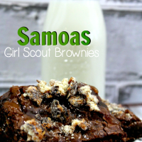 Samoa Girl Scout Brownies