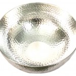 Gorgeous Large Aluminum Salad Bowl Only $19 (Reg. $49.50)!