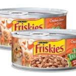 FREE Can of Friskies Tasty Treasures Accented with Real Bacon Cat Food