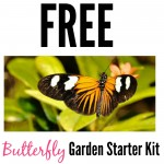 *HOT* FREE Butterfly Garden Starter Kit (WHILE SUPPLIES LAST)