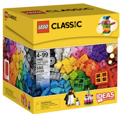 The bright colors and rectangular shapes of LEGO blocks make them easy to stack and assemble until your child's creation is complete. It's not hard to find LEGO coupons that can help you enjoy reductions on your order. Buy a special new set for your kids from the LEGO website to keep that creativity and dexterity flowing.