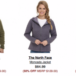 *HOT* The North Face Jackets 55% off + FREE Shipping!