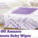 Amazon Prime & Amazon Mom Members: 50& Off Amazon Elements Baby Wipes = As Low As $0.92 Per Pack Shipped