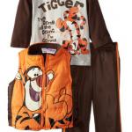 Amazon: Disney Baby-Boys Infant Three Piece Tigger Vest Set Only $19.99 (Reg. $42.40)