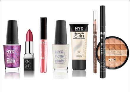 CVS: NYC Cosmetics As Low As $ (Thru 4/4) This Raining Hot Coupons deal was posted on Apr 2 at am MST Leave a Comment. This post may contain affiliate links, please view our Disclosure Policy for details. Yum. If you are looking to replace your old makeup, check out this deal! Right now at CVS you can get NYC Cosmetics for as low as $!