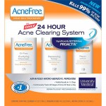 Target: AcneFree 24 hour Acne Clearing System Only $5.49 (Reg. $14.99)