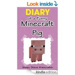 Amazon: Minecraft: Diary of a Funny Minecraft Pig eBook Only $0.99